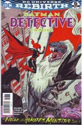 Batman Detective Comics (Grapa) #5