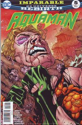 Aquaman (2017-...) (Grapa) #5