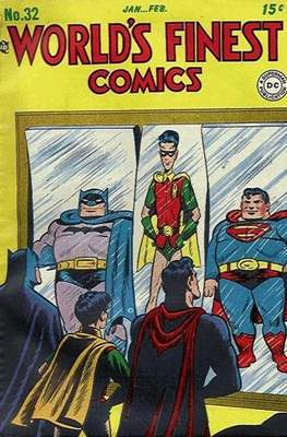 World's Finest Comics (1941-1986) (Comic Book) #32