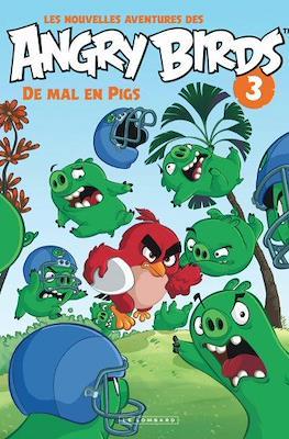Les nouvelles aventures des Angry Birds (Cartonné) #3