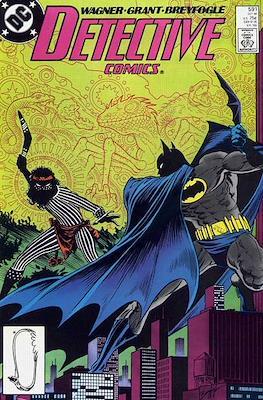 Detective Comics Vol. 1 (1937-2011; 2016-) (Comic Book) #591