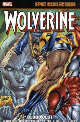 Wolverine Epic Collection (Softcover) #13