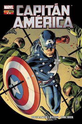 Capitán América Vol. 8 (2011-) (Grapa) #21