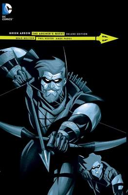Green Arrow: The Archer's Quest Deluxe Edition