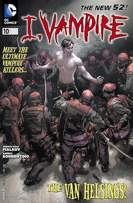 I, Vampire Vol. 1 #10