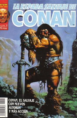 La Espada Salvaje de Conan (1996-1997) Vol. II