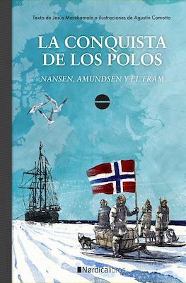 La conquista de los Polos (Cartoné 168 pp) #