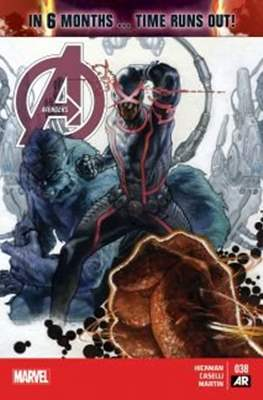 The Avengers Vol. 5 (2013-2015) (Digital) #38
