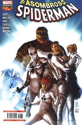 Spiderman Vol. 7 / Spiderman Superior / El Asombroso Spiderman (2006-) (Rústica) #63