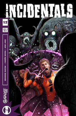 Incidentals (Comic book) #12