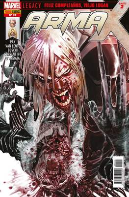 Arma X (2017-) (Grapa) #13