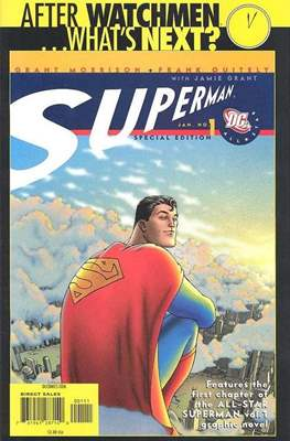 All Star Superman (Variant Cover)