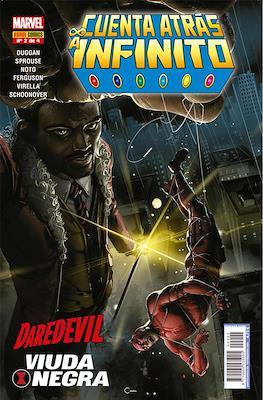 Cuenta Atrás a Infinito: Héroes (Grapa) #2