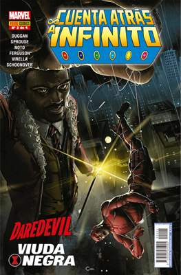 Cuenta Atrás a Infinito: Héroes #2