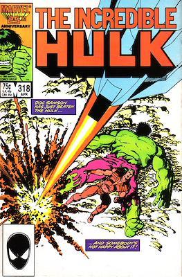 The Incredible Hulk Vol. 1 (1962-1999) (Comic Book) #318
