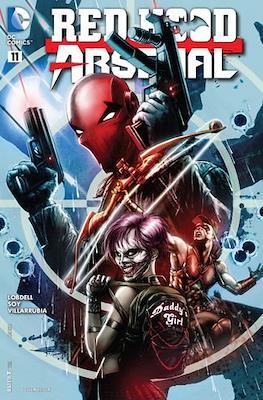Red Hood / Arsenal (2015-2016) (Comic Book) #11