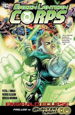 Green Lantern Corps Vol. 2 (Softcover) #5