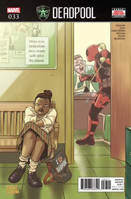 Deadpool Vol. 4 (Comic Book) #33