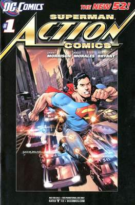 Action Comics (Vol. 2 2011-2016 Variant Covers) (Comic Book) #1.7