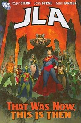 JLA Confidential (Softcover) #6