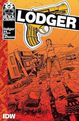 Lodger (Comic Book 28 pp) #4