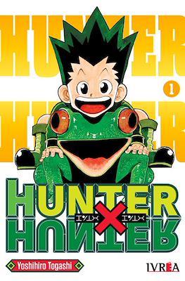 Hunter X Hunter (Rústica con sobrecubierta) #1