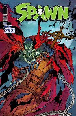 Spawn (Comic Book) #252