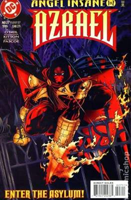 Azrael: Agent of the Bat (1995-2003) (Grapa) #27