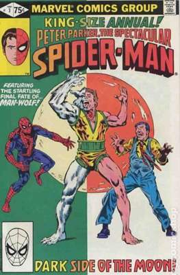 The Spectacular Spider-Man Vol 1 Annuals (Comic Book) #3