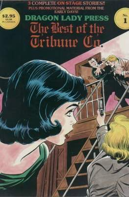 The Best of the Tribune Co./ Thrilling Adventure Strips