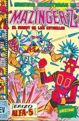 Nuevas aventuras de Mazinger-Z, el robot de las estrellas (Grapa) #10