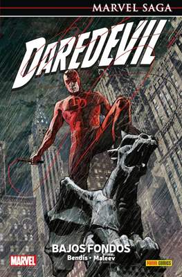 Marvel Saga: Daredevil (Cartoné) #7