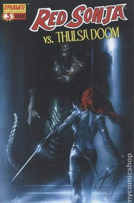 Red Sonja vs. Thulsa Doom (2006) (Grapa) #3