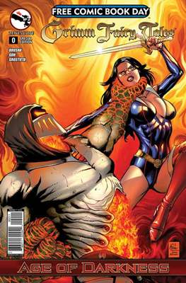 Grimm Fairy Tales (Comic Book) #0