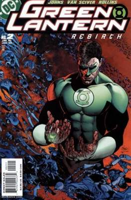 Green Lantern: Rebirth (2004-2005) (Comic-book) #2