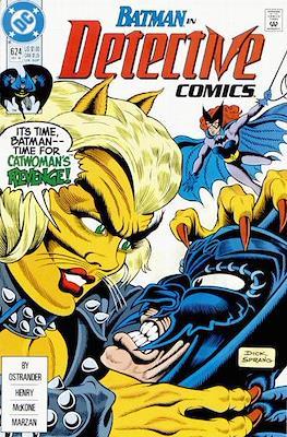 Detective Comics Vol. 1 (1937-2011; 2016-) (Comic Book) #624