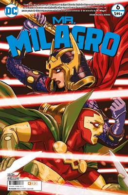 Mr. Milagro (Grapa 24 pp) #6