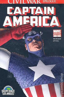 Captain America Vol. 5 (2005-2011 Variant Cover) (Comic Book) #25.3