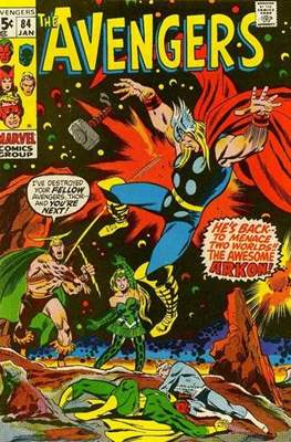 The Avengers Vol. 1 (1963-1996) (Comic Book) #84