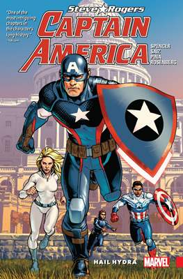 Captain America: Steve Rogers (2016-2017) (Softcover) #1