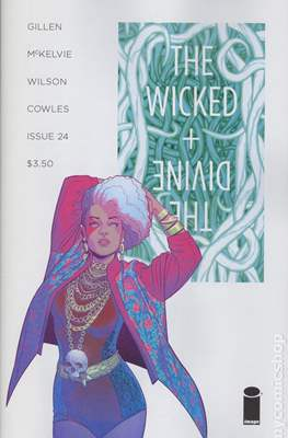 The Wicked + The Divine (Comic Book) #24