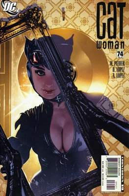 Catwoman Vol. 3 (2002-2008) (Comic Book) #74