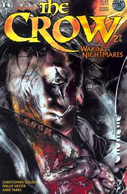 The Crow. Waking Nightmares (Comic Book 32 pp) #2
