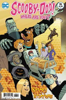 Scooby-Doo! Where Are You? (Comic Book) #86