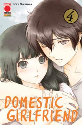 Domestic Girlfriend (Cartonato) #4
