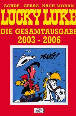 Lucky Luke. Die Gesamtausgabe (Hardcover) #25