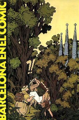 Barcelona en el còmic