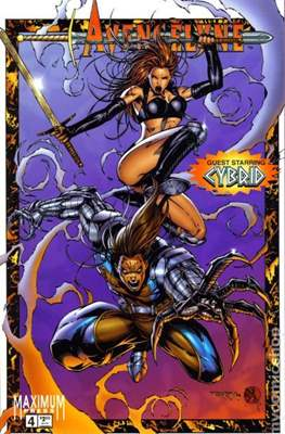 Avengelyne (1996-1997) #4