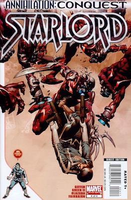 Annihilation: Conquest - Starlord (Comic-Book) #4