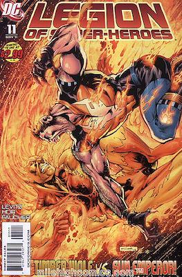 Legion of Super-Heroes Vol. 6 (2010-2011) (Comic-book) #11